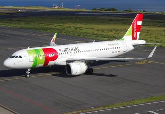 CS-TVA - TAP Portugal Airbus A320 NEO
