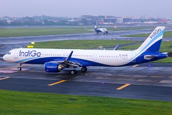 VT-ILB - IndiGo Airbus A321 NEO