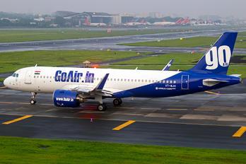 VT-WJH - Go Air Airbus A320 NEO