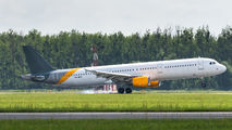 Avion Express Malta A321 visited Wrocław title=