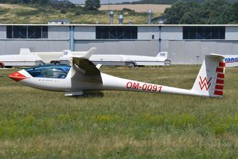 OM-0091 - Aeroklub Banska Bystrica Grob G102 Astir