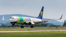 OE-IWB - Ryanair Boeing 737-8AS aircraft