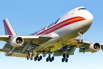 N705CK - Kalitta Air Boeing 747-400F, ERF