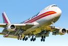 Kalitta Air Boeing 747-400F, ERF N705CK at East Midlands airport