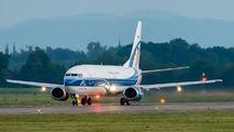 D-ACLX - CargoLogic Germany Boeing 737-400SF aircraft