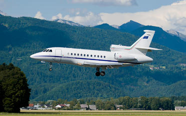 MM62245 - Italy - Air Force Dassault Falcon 900 series