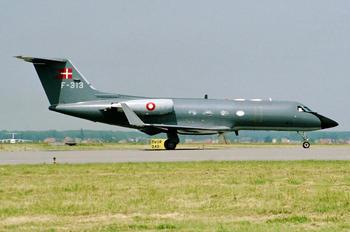 F-313 - Denmark - Air Force Gulfstream Aerospace G-III