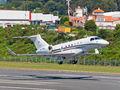 Speedwings Embraer EMB-550 Praetor 600 OE-HPL at La Coruña airport