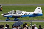 F-GAXP - Private Robin R2160 Alpha aircraft