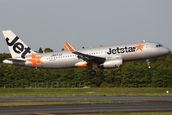 JA07JJ - Jetstar Japan Airbus A320