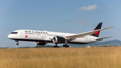 C-FVLX - Air Canada Boeing 787-9 Dreamliner
