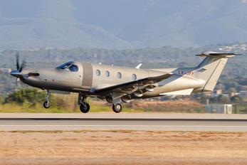LX-JFF - Jetfly Aviation Socata TBM 700
