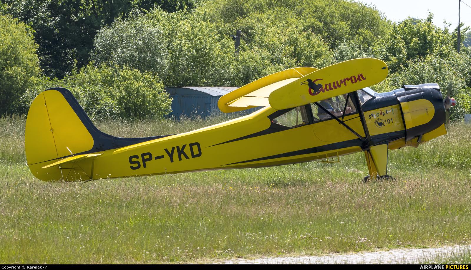 Private SP-YKD aircraft at Radom - Piastów