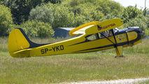 SP-YKD - Private PZL 101 Gawron aircraft