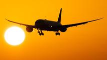 ET-AYC - Ethiopian Airlines Boeing 787-9 Dreamliner aircraft