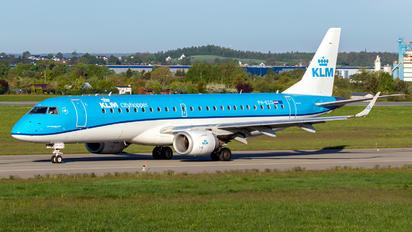 PH-EZO - KLM Cityhopper Embraer ERJ-190 (190-100)