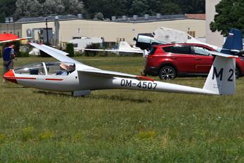 OM-4507 - Aeroklub Poprad Orličan VSO-10 Gradient
