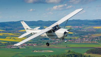 OK-BVA - Aeroklub Bŕeclav Cessna 172 Skyhawk (all models except RG)