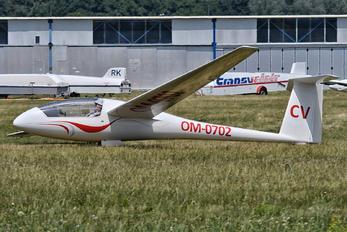 OM-0702 - Aeroklub Prešov Schempp-Hirth Standard Cirrus