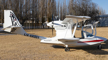 LV-SX001 - Private EDRA Aeronautica Super Petrel LS