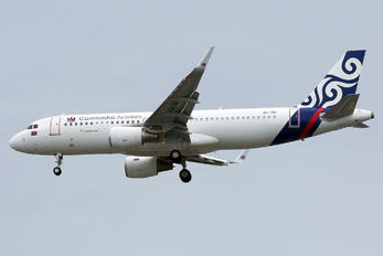 XU-761 -  Airbus A320