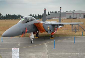 90-0243 - USA - Air Force McDonnell Douglas F-15E Strike Eagle
