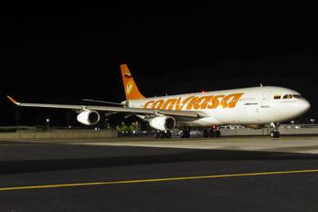 YV1004 - Conviasa Airbus A340-200