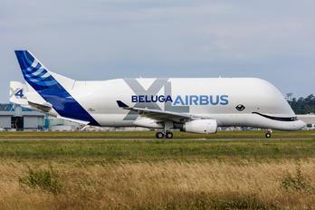 F-WWCO - Airbus Transport International Airbus A330-743L