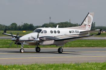 OK-BBA - Private Beechcraft C90GTi King Air