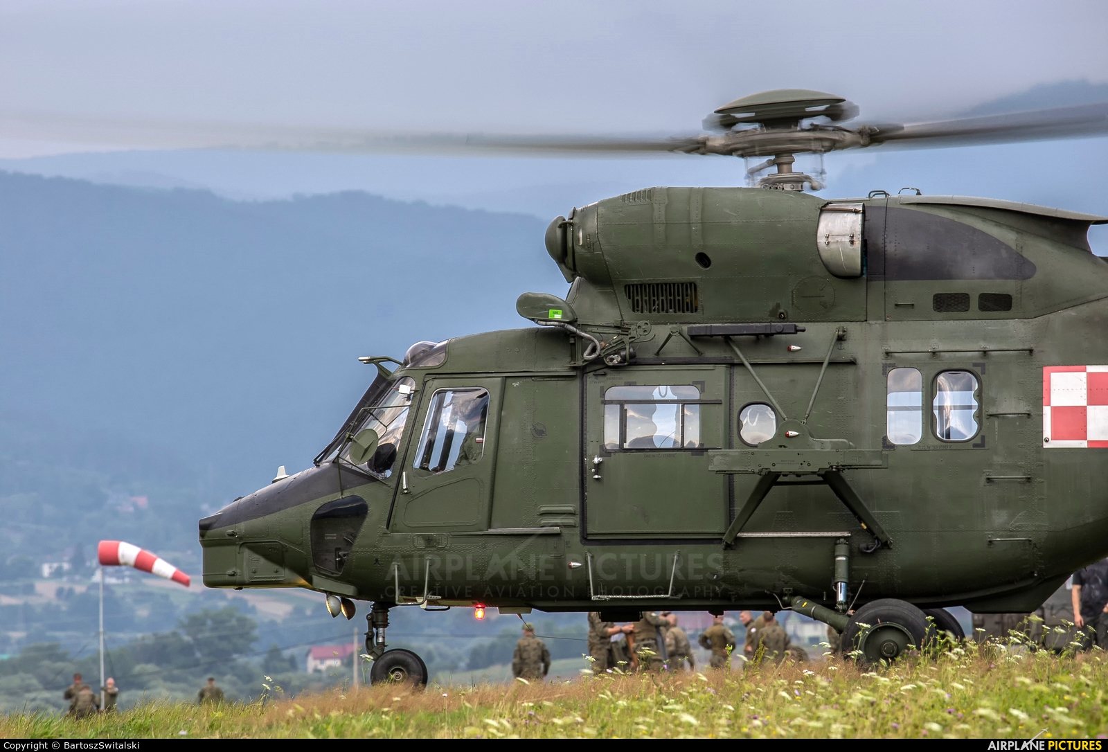 Poland - Army 0807 aircraft at Undisclosed location