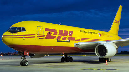 A9C-DHM - DHL Cargo Boeing 767-200
