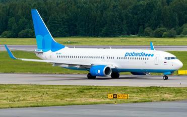 VQ-BHV - Pobeda Boeing 737-800