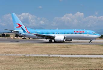 EI-RZD - Neos Boeing 737-8-200 MAX