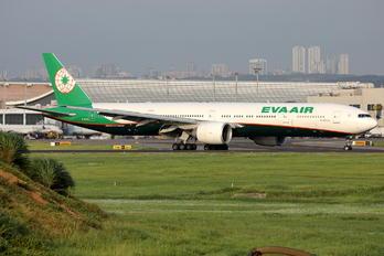 B-16725 - Eva Air Boeing 777-300ER