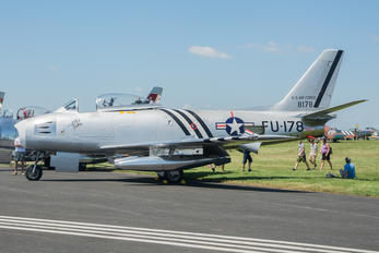 N48174 -  North American F-86A Sabre