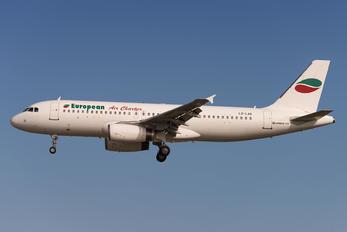 LZ-LAG - European Air Charter Airbus A320