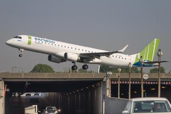 OY-GDB - Bamboo Airways Embraer ERJ-195 (190-200)