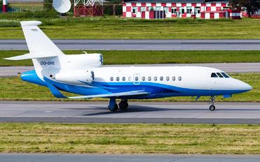 OO-GPE - Airfix Aviation Dassault Falcon 900 series