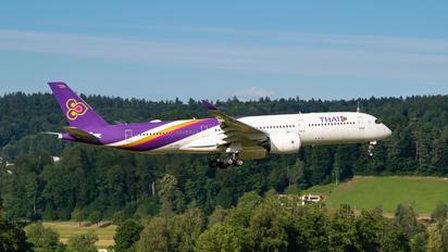 HS-THH - Thai Airways Airbus A350-900