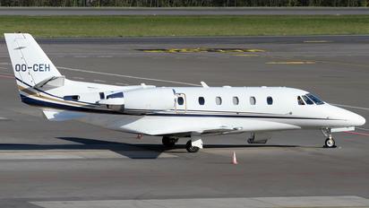 OO-CEH - Private Cessna 560XL Citation XLS