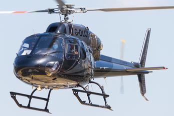 G-OLCP - Private Eurocopter AS355 Ecureuil 2 / Squirrel 2