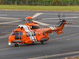 EC-NAA - Spain - Coast Guard Eurocopter EC225 Super Puma aircraft