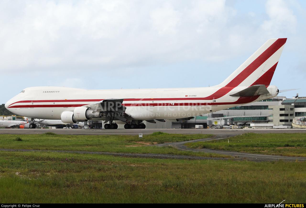 Aerostan EX-47002 aircraft at Salvador - Deputado Luis Eduardo Magalhaes