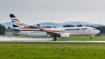 OK-TVX - SmartWings Boeing 737-800 aircraft