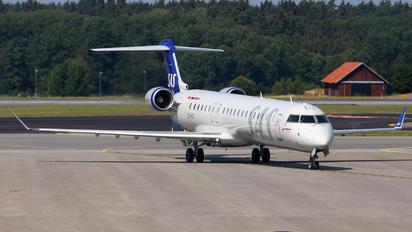 ES-ACK - SAS - Scandinavian Airlines Canadair CL-600 CRJ-900