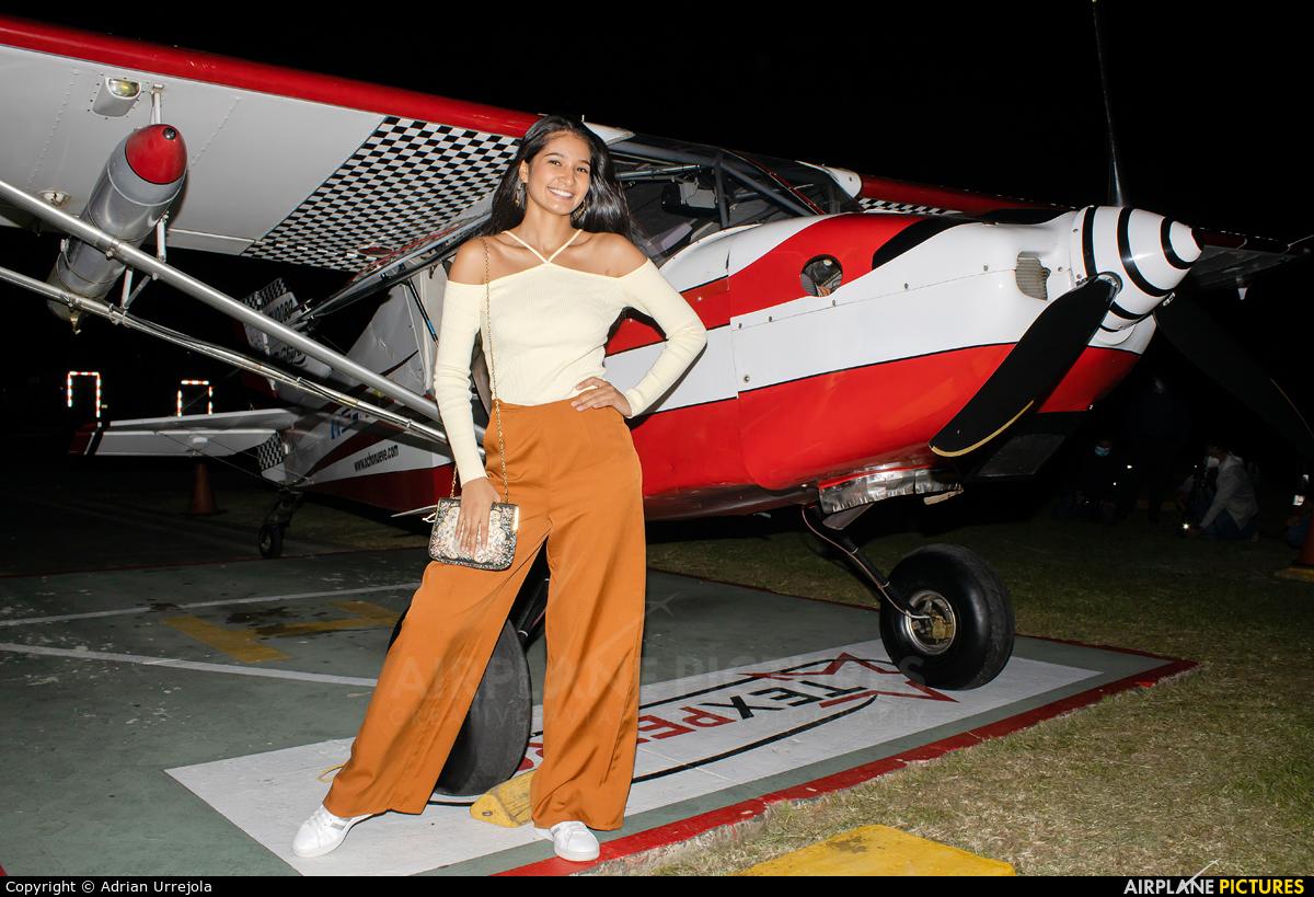 - Aviation Glamour HC-U0089 aircraft at Guatemala - La Aurora
