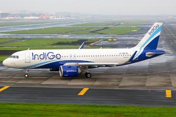 VT-ISQ - IndiGo Airbus A320 NEO