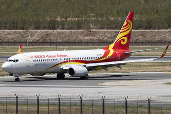 B-7377 - Hainan Airlines Boeing 737-800