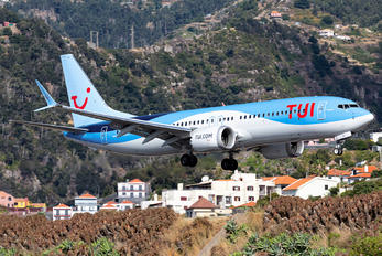 PH-TFU - TUI Airlines Netherlands Boeing 737-8 MAX