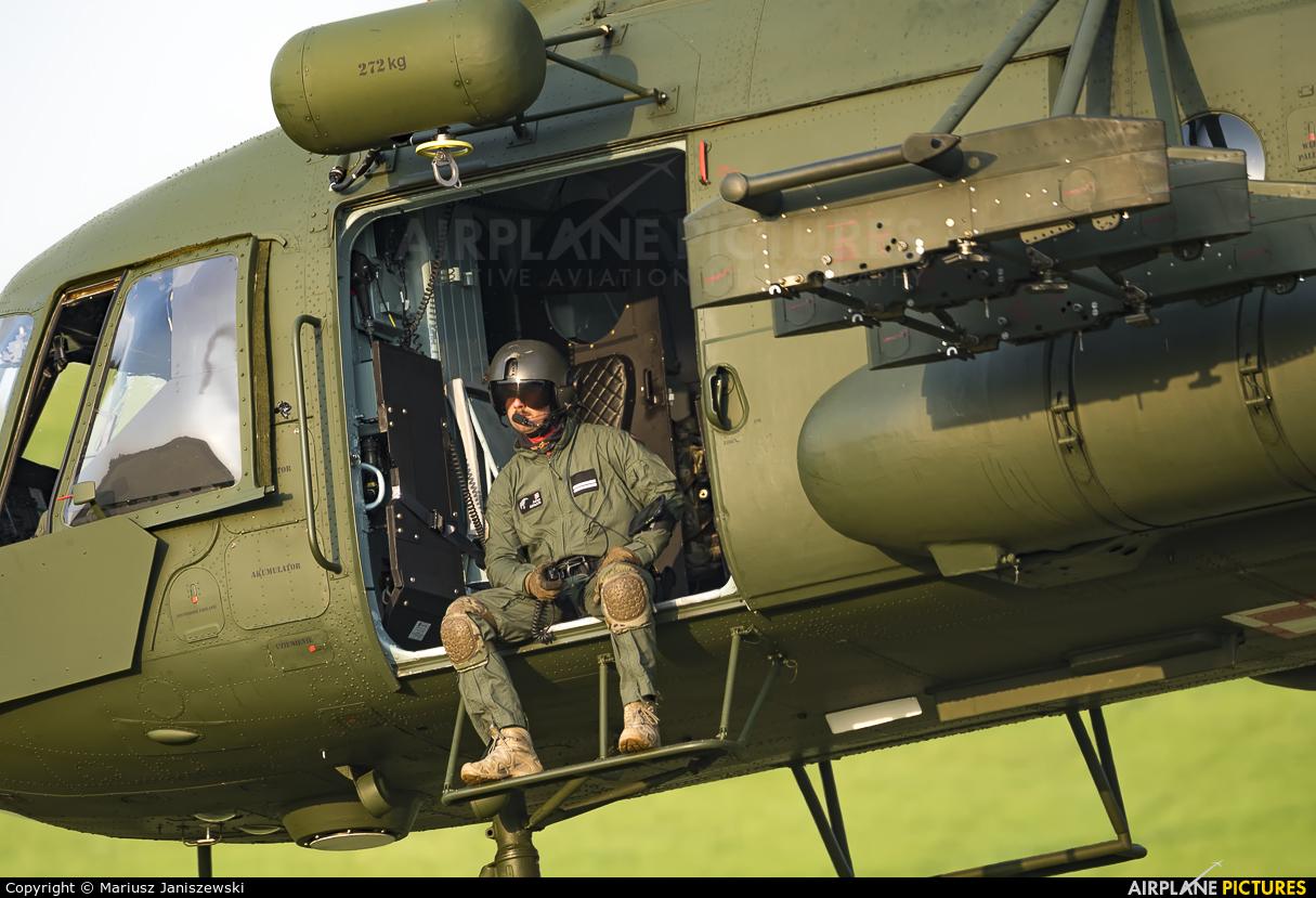 Poland - Army 6111 aircraft at Lipowa